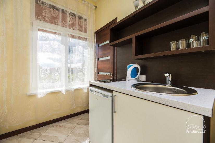 Nowy pensjonat w Sventoji - AMBER VILA - 5