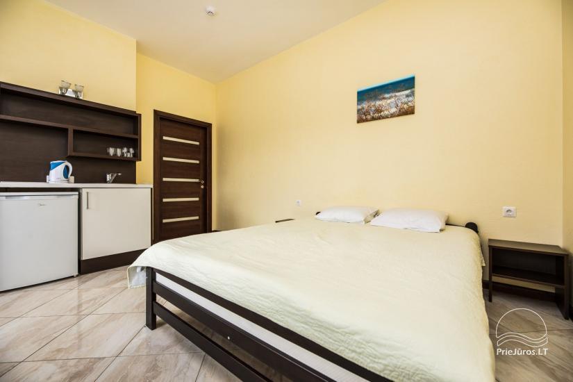 Nowy pensjonat w Sventoji - AMBER VILA - 6