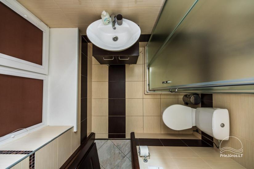 Nowy pensjonat w Sventoji - AMBER VILA - 10
