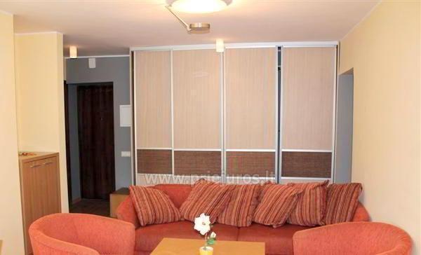 Apartament z dwoma pokojami do wynajęcia w Nidzie - 4