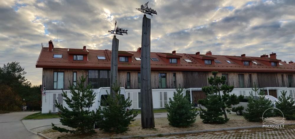 Apartament do wynajęcia na Mierzei Kurońskiej, w pobliżu Morza Bałtyckiego - 8