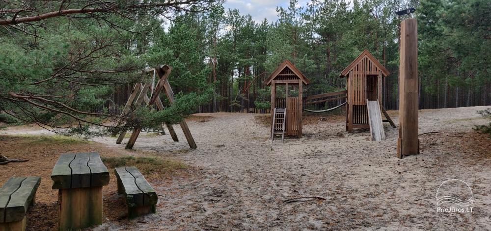 Apartament do wynajęcia na Mierzei Kurońskiej, w pobliżu Morza Bałtyckiego - 10