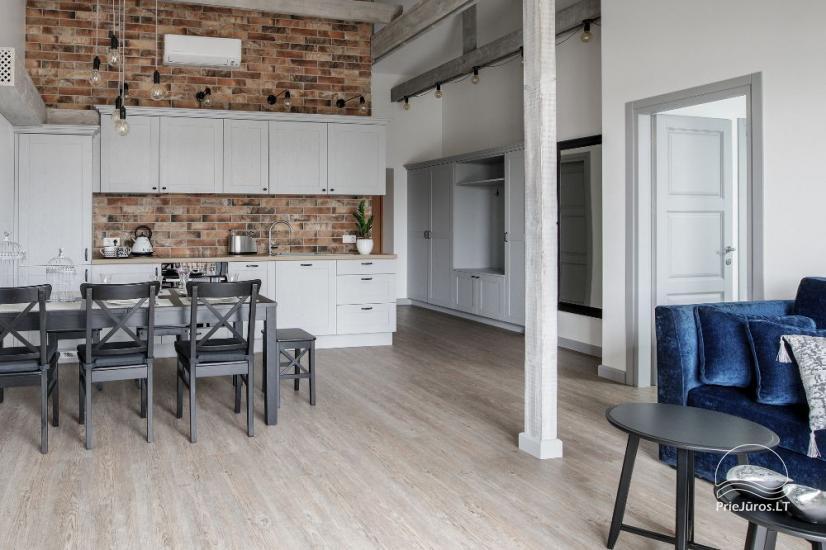 Comfort Stay - nowoczesny apartament w centrum Kłajpedy - 8