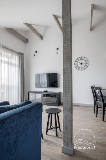 Comfort Stay - nowoczesny apartament w centrum Kłajpedy - 9