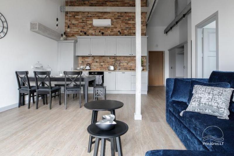Comfort Stay - nowoczesny apartament w centrum Kłajpedy