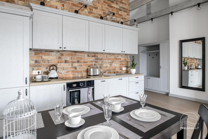 Comfort Stay - nowoczesny apartament w centrum Kłajpedy - 7