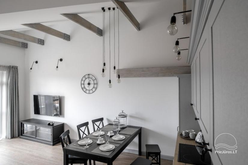 Comfort Stay - nowoczesny apartament w centrum Kłajpedy - 13
