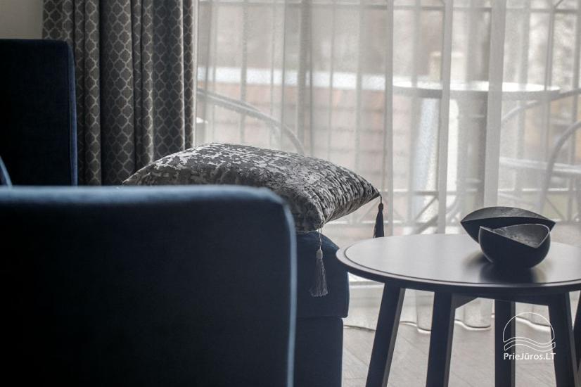Comfort Stay - nowoczesny apartament w centrum Kłajpedy - 15