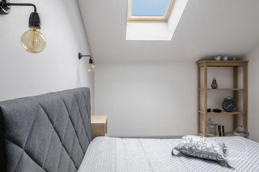 Comfort Stay - nowoczesny apartament w centrum Kłajpedy - 16