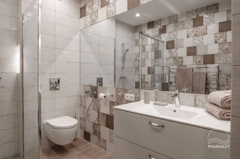 Comfort Stay - nowoczesny apartament w centrum Kłajpedy - 20