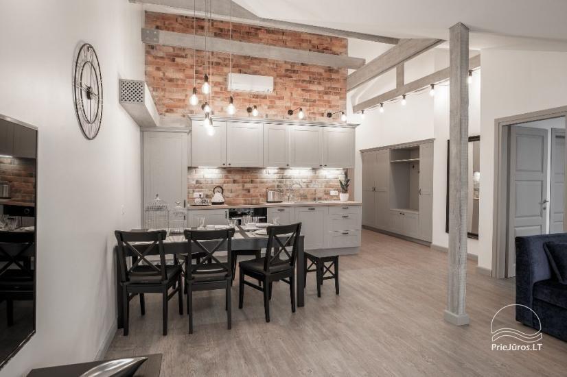Comfort Stay - nowoczesny apartament w centrum Kłajpedy - 21