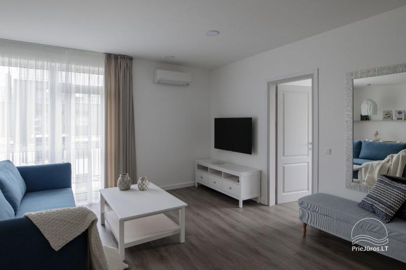 Comfort Stay - nowoczesny apartament w centrum Kłajpedy - 23