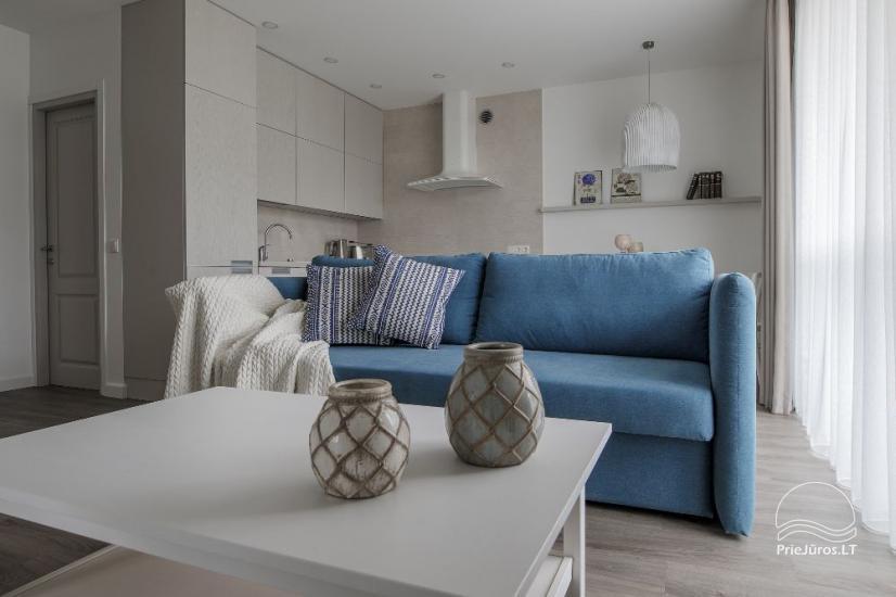 Comfort Stay - nowoczesny apartament w centrum Kłajpedy - 24