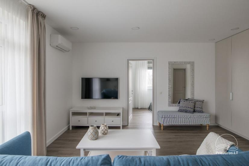 Comfort Stay - nowoczesny apartament w centrum Kłajpedy - 25