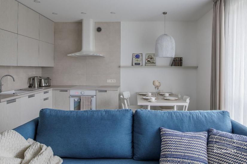 Comfort Stay - nowoczesny apartament w centrum Kłajpedy - 26