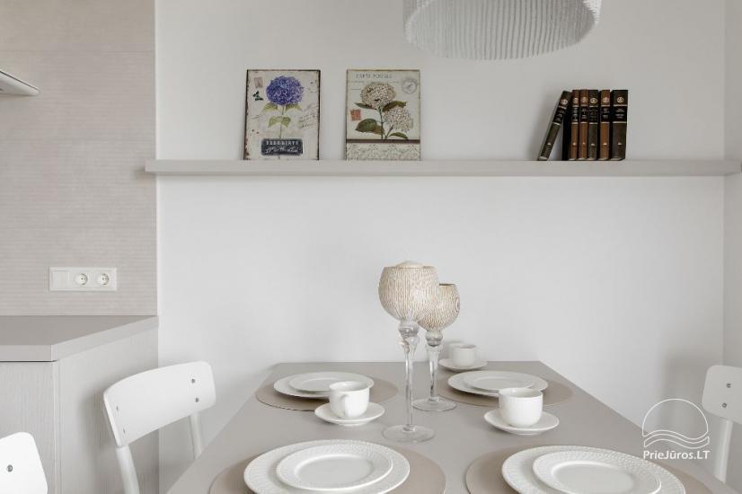 Comfort Stay - nowoczesny apartament w centrum Kłajpedy - 27