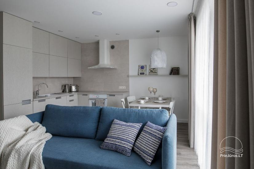 Comfort Stay - nowoczesny apartament w centrum Kłajpedy - 28