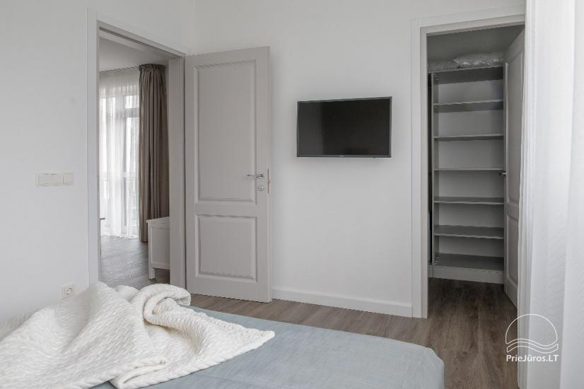 Comfort Stay - nowoczesny apartament w centrum Kłajpedy - 31