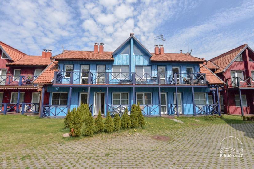 Apartament w domku do wynajęcia w Mierzei Kurońskiej, Pervalka - 2