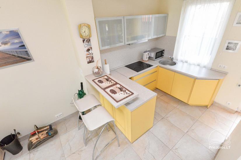 Apartament w domku do wynajęcia w Mierzei Kurońskiej, Pervalka - 5