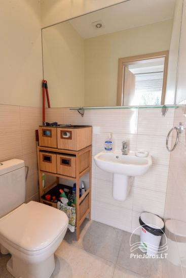 Apartament w domku do wynajęcia w Mierzei Kurońskiej, Pervalka - 8
