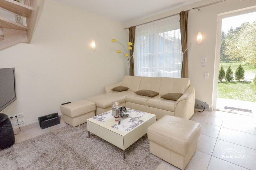 Apartament w domku do wynajęcia w Mierzei Kurońskiej, Pervalka - 11