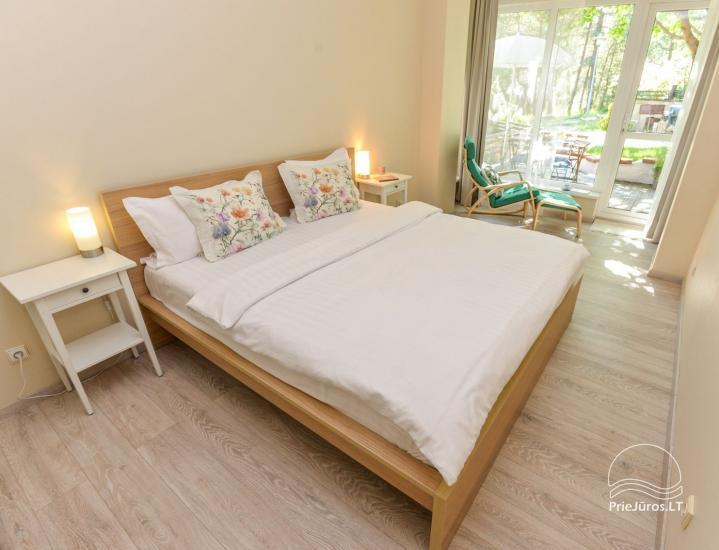 Apartament w Nidzie, 7 km od morza, z tarasem w sosnowym lesie - 10