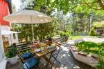Apartament w Nidzie, 7 km od morza, z tarasem w sosnowym lesie - 11