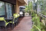 goPalanga - Mieszkanie z tarasem w centrum Połągi przy fontannie