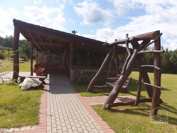 Gospodarstwo do wynajęcia na odpoczynek lub uroczystości na Litwie - 24