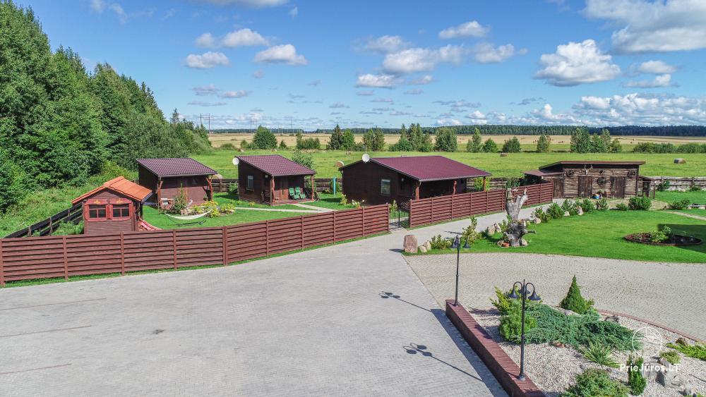 Gospodarstwo do wynajęcia na odpoczynek lub uroczystości na Litwie - 13