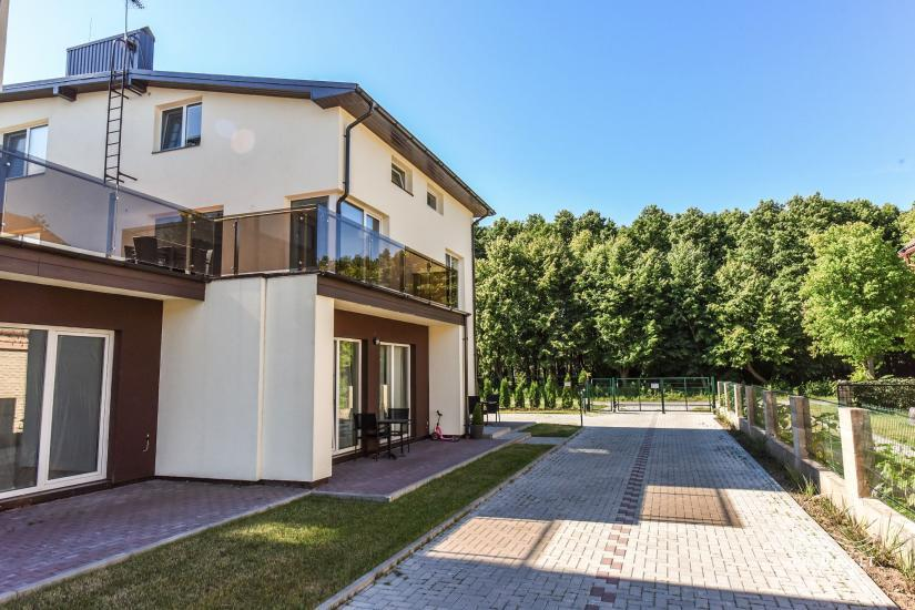 Apartamenty do wynajęcia w pensjonacie Atsipuskit, w Kunigiskes - 8