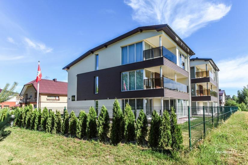 Apartamenty do wynajęcia w pensjonacie Atsipuskit, w Kunigiskes - 3