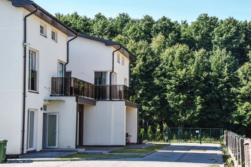 Apartamenty do wynajęcia w pensjonacie Atsipuskit, w Kunigiskes - 9