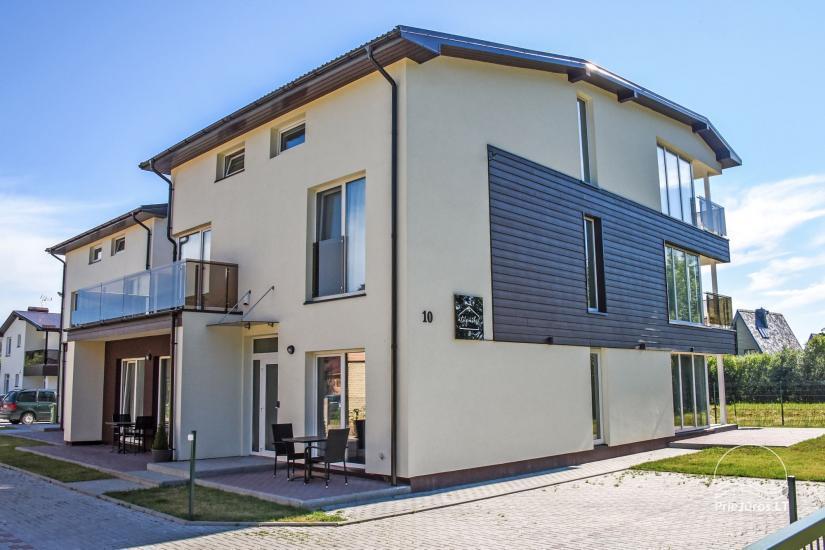 Apartamenty do wynajęcia w pensjonacie Atsipuskit, w Kunigiskes - 5