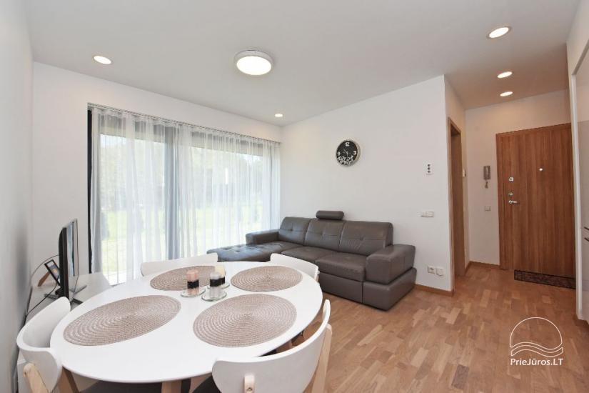Apartamenty Smilciu trio do wynajęcia w Połądze - 2