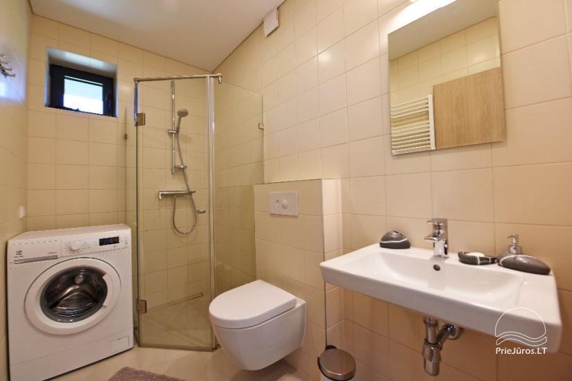 Apartamenty Smilciu trio do wynajęcia w Połądze - 9