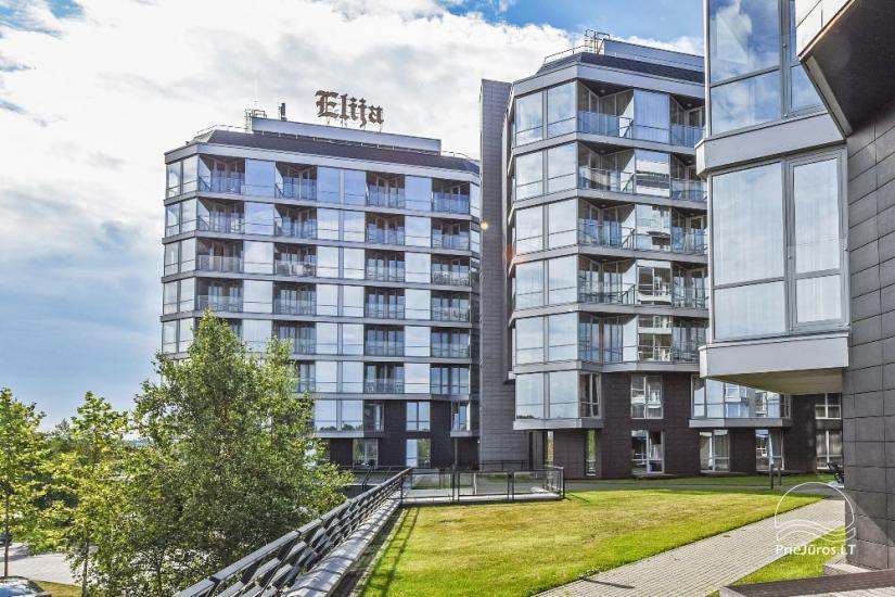 Mieszkanie jednopokojowe do wynajęcia w Sventoji - 1