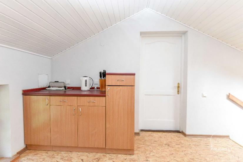 Mieszkanie 2 pokojowe z sauną na koszt Mierzei Kurońskiej na Litwie - 7