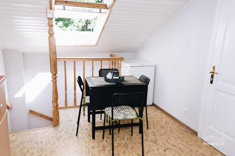 Mieszkanie 2 pokojowe z sauną na koszt Mierzei Kurońskiej na Litwie - 6