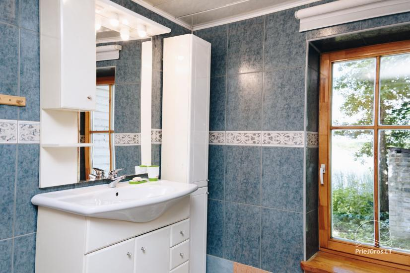 Mieszkanie 2 pokojowe z sauną na koszt Mierzei Kurońskiej na Litwie - 10