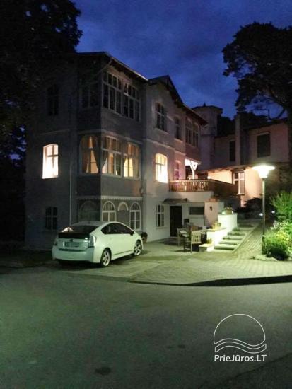 Apartamenty i pokoje do wynajęcia w Juodkrante, Mierzeja Kurońska, Litwa - 2