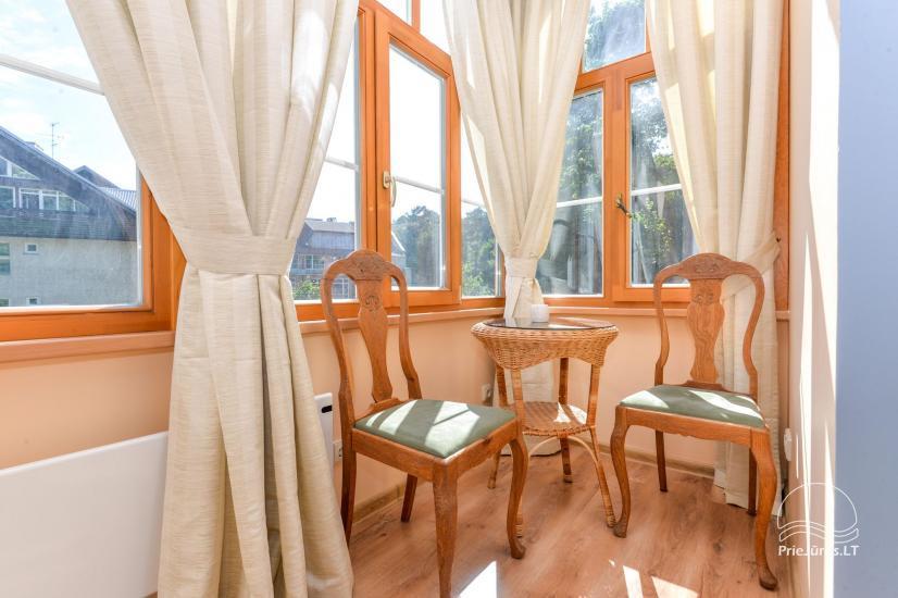 Apartamenty i pokoje do wynajęcia w Juodkrante, Mierzeja Kurońska, Litwa - 6
