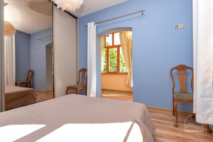 Apartamenty i pokoje do wynajęcia w Juodkrante, Mierzeja Kurońska, Litwa - 11