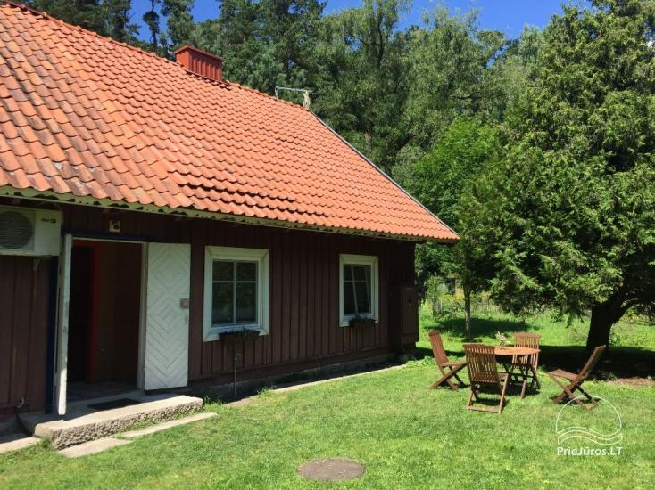 Niedawno odnowiony apartament z tarasem w Juokrante, Mierzeja Kurońska, Litwa - 1
