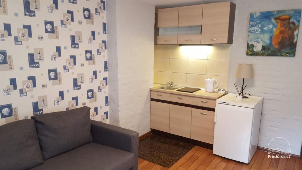Niedawno odnowiony apartament z tarasem w Juokrante, Mierzeja Kurońska, Litwa - 5