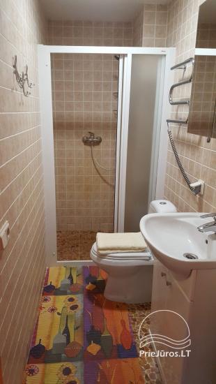 Niedawno odnowiony apartament z tarasem w Juokrante, Mierzeja Kurońska, Litwa - 8