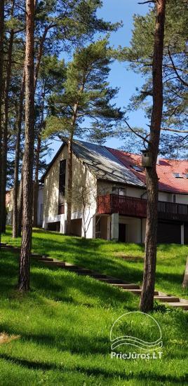 Apartament Pas Gintara w Nidzie, Mierzeja Kurońska, Litwa - 9