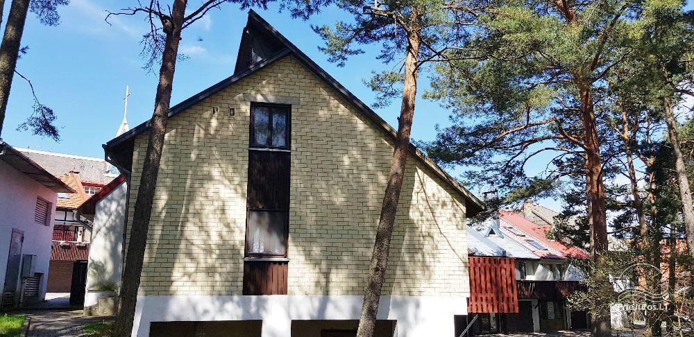 Apartament Pas Gintara w Nidzie, Mierzeja Kurońska, Litwa - 1