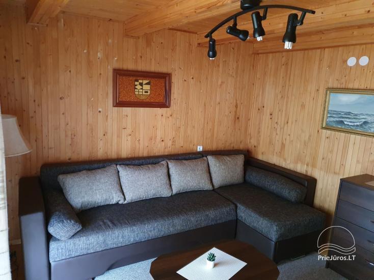 Apartament Pas Gintara w Nidzie, Mierzeja Kurońska, Litwa - 8